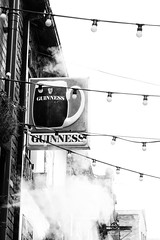 Steamy Stout (Ian Lawrence) Tags: york ireland sign duke belfast steam guinness stout