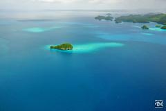 Whale Island DSC02245 (Etoshas Pfanne) Tags: wasser natur fromabove insel palau micronesia vonoben p022