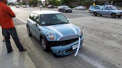 Smack! (LeftCoastKenny) Tags: car traffic crash accident mini victims stevencreekboulevard