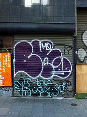 Graffiti in Tokyo 2016 (kami68k -all over-) Tags: up graffiti tokyo mq illegal blake bombing throw throwup 2016 mkue