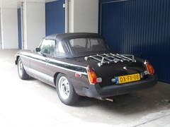 MG B 1980 (a.k.a. Ardy) Tags: sportscar softtop dxfx08