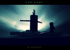 X-Files: End game (Shannon Ocean) Tags: lego submarine arctic mulder cinematic xfiles endgame