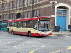 Halton 06 160309 Liverpool (maljoe) Tags: halton haltontransport haltonboroughtransport