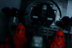 At Emperor Palpatine (m.rsjoberg) Tags: canon 50mm star starwars palpatine lego bokeh darth wars vader guards deathstar emperor 70d
