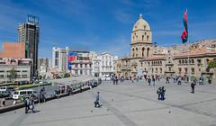 Iglesia San Francisco (Andrs Photos 2) Tags: streets bolivia ciudad lapaz calles altiplano sudamerica elalto lasbrujas