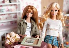 Late meeting (sadeyeddoll) Tags: doll dolls room barbie bakery decor mattel diorama barefootinthepark integritytoys cityshine poppyparker bratterlovers
