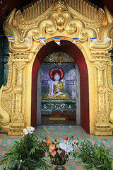 2016myanmar_0015 (ppana) Tags: maha myat muni paya shwe kyi myin sandamuni kuthodaw shwenandaw monastery mandalay hill royal palace nyaung shwe nankand canal onelegged fishermen floating gardens phaung daw u pagoda nga hpe chaung festival  shan pao leg rowing monastery jumping cats five buddha sculptures indein rower kakku kakku taunggyi kyauk ta lone pindaya ananda shwezigon shwegugyi thatbyinnyut dhammayangyi gawdapalin mahabophi