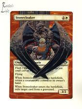 Stonecloaker - Full Art - MTG Alter - Revelen's Light Altered Art Magic Card (Revelen's Light) Tags: art altered magic mtg alteredart alters
