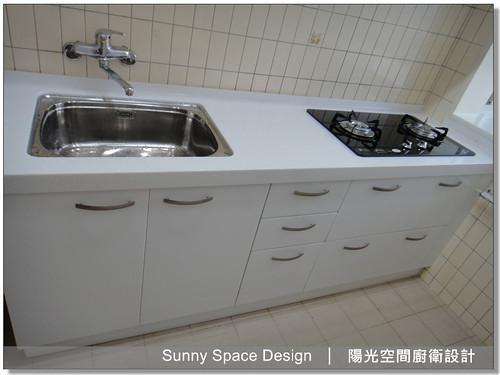 廚具工廠-永和文化路王小姐廚具-陽光空間廚衛設計7