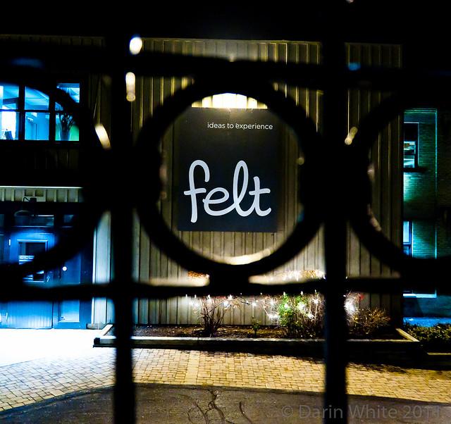 Felt Labs opening 113