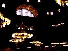 Spacelights (AlessandroDM) Tags: lights istanbul luci turchia santasofia colorphotoaward