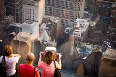 Top Of The Rock (gawel.fr) Tags: new york nyc newyork lumix panasonic g2 topoftherock