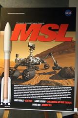 NASA Mars Science Laboratory (MSL) Curiosity Launch