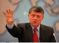 King Abdullah of Jordan (Chatham House, London) Tags: chathamhouse internationalrelations internationalaffairs royalinstituteofinternationalaffairs