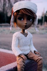 Stephen (Yesterda) Tags: winter doll king ak pullip another taeyang