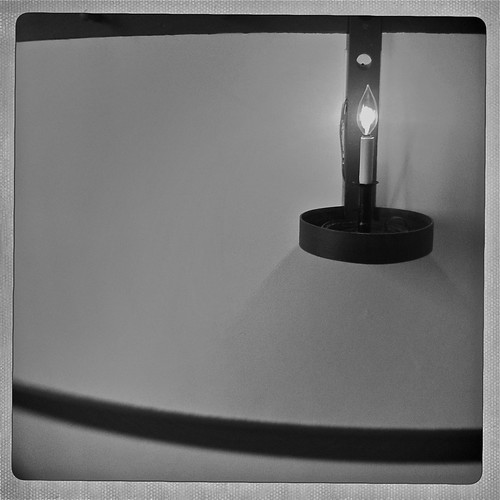 Round Wall Sconce