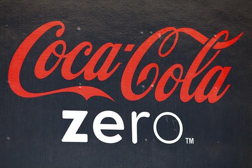 Coca-Cola Zero Logo