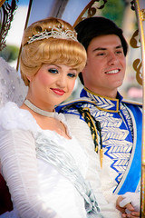 Cinderella and Prince Charming (abelle2) Tags: princess prince disney parade disneyworld cinderella wdw waltdisneyworld magickingdom princecharming disneyprincess disneyparade christmasdayparade disneyprince princesscinderella