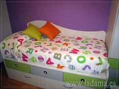 "Dormitorios infantiles en La Dama Decoración • <a style=""font-size:0.8em;"" href=""https://www.flickr.com/photos/67662386@N08/6478235747/"" target=""_blank"">View on Flickr</a>"