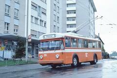 1982-05, TC, Breguet (Fototak) Tags: tc trolleybus trn saurer cgte