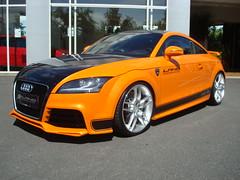 APR Stage III Audi TT