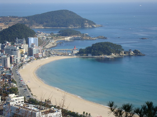 Songjeong 송정해수욕장