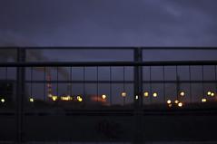 Vision nocturne (Ludovic PONZIO (ex OIZNOP)) Tags: paris nikon noir nuit flou lumires fumes d90