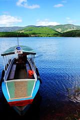 (Abdulaziz Al-furaydi) Tags: trip sky mountain lake water canon river landscape island boat d vietnam land scape dalat  550     550d  canon550          canon550d 550 550 550