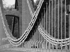 Clifton Bridge (devonpaul) Tags: bridge blackandwhite clifton greyscale brunel riveravon avongorge cliftonbridge