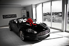 DBS (Andrew Cragin Photography) Tags: auto christmas door 2 italy snow cinema black cars beautiful beauty car race america canon happy eos rebel james cool interesting italian automobile holidays italia european martin connecticut greenwich fast ct convertible ferrari best explore miller bond movies british expensive rare exclusive fastest extraordinary automobiles aston volante hanukkah dbs limerock decemeber lakeville motorcars 2011 explored 200mph shutterspeedphotos