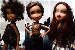 My New Dolls! (Bratz Guy☆) Tags: city fashion movie disco photography gold dolls princess pirate sasha yasmin posh mga shadi bratz roxxi bratzparty