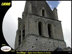 20100715-Ligré_032 (michel.cansse) Tags: france centre richelieu indreetloire paysdeloire glise ligré