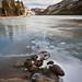 Frozen Tenaya Lake I