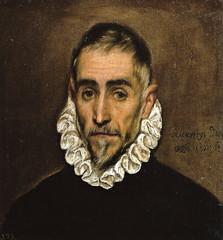 El Greco - Caballero anciano, 1600 at Museo Nacional del Prado Madrid Spain (mbell1975) Tags: madrid portrait españa art museum del painting spain gallery museu eu el musée musee m 1600 espana spanish prado museo anciano nacional muzeum caballero greco müze grieche museumuseum theotokópoulos doménikos