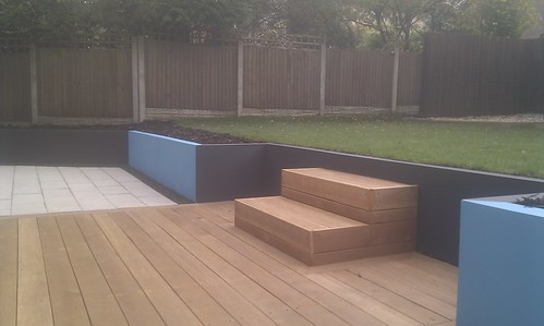 Macclesfield Landscaping. Tytherington.  Image 1