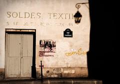 Rue de Thorigny, Paris il tait une fois (Paolo Pizzimenti) Tags: paris film paolo olympus ombre souvenir dxo rue arrondissement zuiko lampadaire e5 pellicule iiime