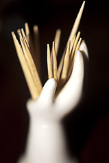 toothpicks (Conrad (CK) Knight) Tags: macro closeup nikon toothpicks d90