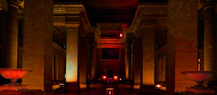 Au Palais (Nelly.YQB) Tags: color art architecture effects surreal digiart