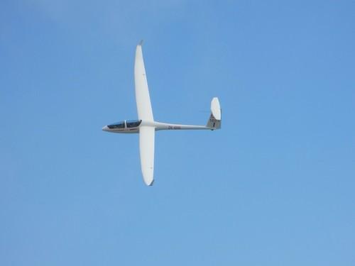 Park Family Gliding 27 December 2011