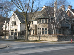 Wm. F. Luick residence (aeroslipton) Tags: houses architecture milwaukee northpoint mansions cotswold luick