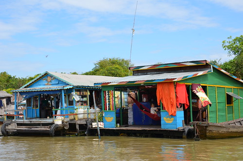 Tonnle Sap Lake colors ©  Still ePsiLoN