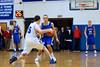 12-01 Bsktbll - Whitinsville Christian School Crusaders vs Hopedale Blue Raiders -  446