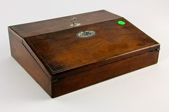 6. 19th Century Lap Desk