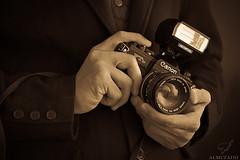 Canon ♥ # Explore/2012/01/13 (Mohammed Almuzaini © محمد المزيني) Tags: camera old canon lens nikon flickr tag tags explore l usm f28 ef ftb محمد 2470mm فلكر فليكر عدسة نيكون كانون عدسه المزيني