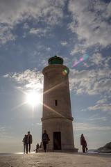 Phare brillant (Gabi Monnier) Tags: sea cloud sun mer lighthouse france canon soleil hiver jour ciel flare provence nuages cassis phare hdr wow1 provencealpescôtedazur hdr1raw extérieur flickraward flickraward5 flickrawardgallery canoneos600d