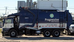Progressive Waste Solutions - Mack MRU / E-Z Pack Hercules FEL - 200619 (FormerWMDriver) Tags: new trash truck garbage front collection pack rubbish end ez fl waste refuse loader load mack brand hercules sanitation fel frontloader frontload mru 1920x1080 terrapro progressivewastesolutions