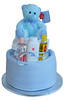 Classic Nappycake (blue) (www.nappygifts.com) Tags: blue classic nappycake availableathttpwwwnappygiftscom