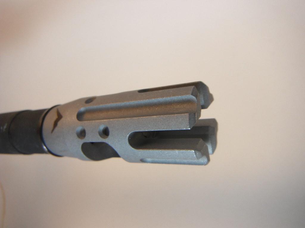 how to build a compensator rifle