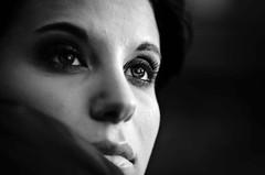 Marta (Roberto Montis) Tags: light shadow portrait blackandwhite woman eye girl blackwhite donna eyes empty ombra bn occhi sguardo soul anima ritratto occhio luce biancoenero ragazza vuoto banconero