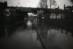 Loampit Vale (John A King) Tags: wet rain lewisham vale loampit